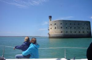 Fort Boyard du voilier